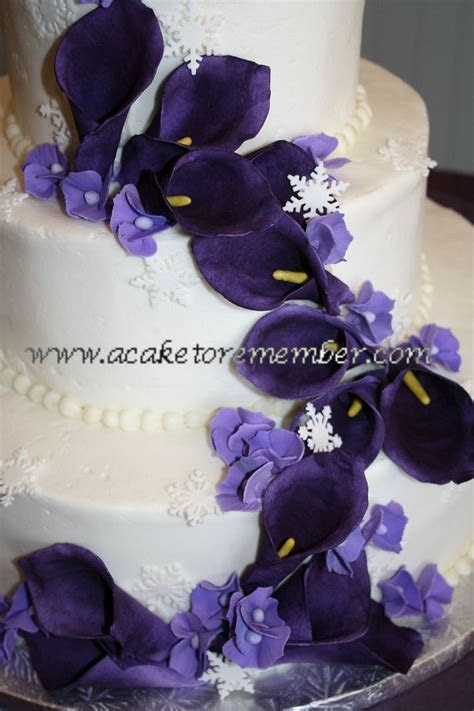 66 best Purple and Blue Orchid Wedding Ideas images on