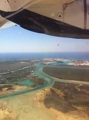 Leaving Grand Bahamas