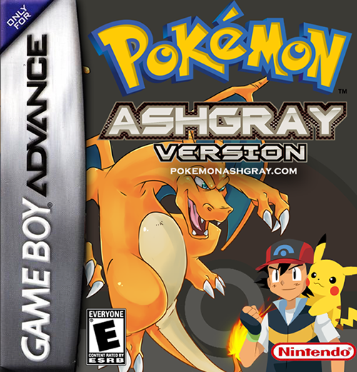 Pokemon Rom Hacks Download: Pokemon AshGray 2016
