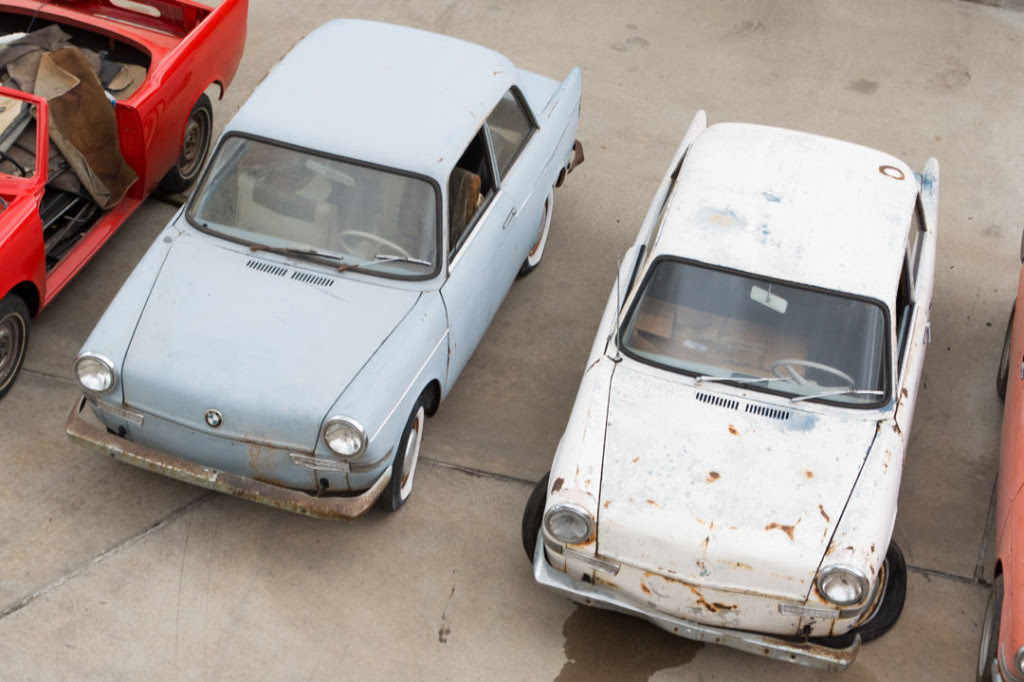 1940-1963-BMW-Collection-8-BMW-700-Saloon-Pair