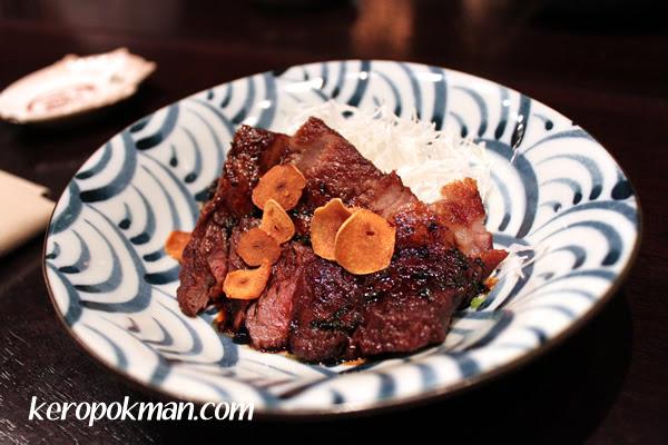 US Prime Beef Teriyaki