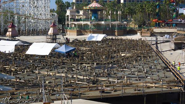 Disneyland Resort, Disney California Adventure, Paradise, Pier, Bay, World, Color, Refurbishment, Refurbish, Refurb