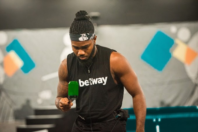 BBNaijaLockdown: Praise Wins the Second Edition of Weekly Betway Arena Games!