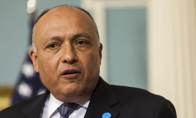 Minister of Foreign Affairs Sameh Shoukry â€