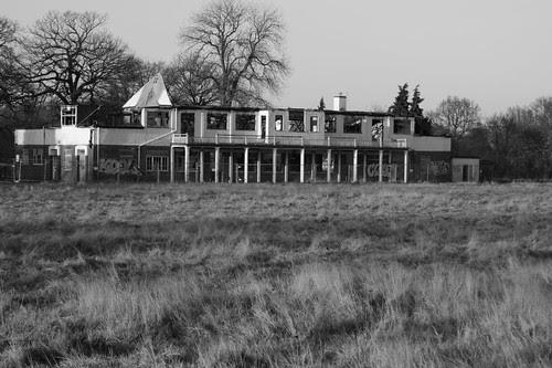 the old kent cricket club, beckenham by ultraBobban