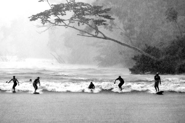Surfe à moda paraense!