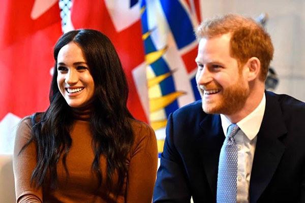 Tribuna Do Norte Harry E Meghan Markle Anunciam Nascimento Da Filha E Principe Faz Homenagem A Mae Diana