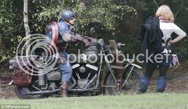 Cap Filming