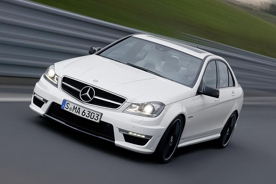 Official Photos: 2012 Mercedes-Benz C63 AMG