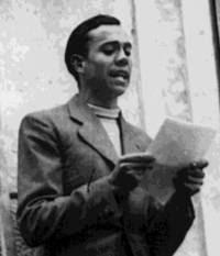 Miguel Hernández de adulto