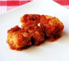 Tunna in Tomate Frito Salsa