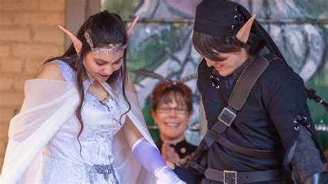 This Zelda Cosplay Wedding Is Gorgeous   games news
