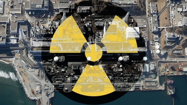 Image: Fukushima could poison the planet for the next 1,000 years
