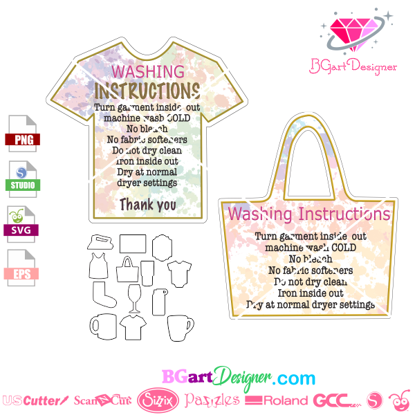 How To Apply Vinyl Decal Printable Instructions