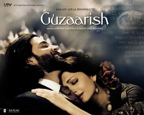 Guzaarish by Sanjay Leela Bhansali