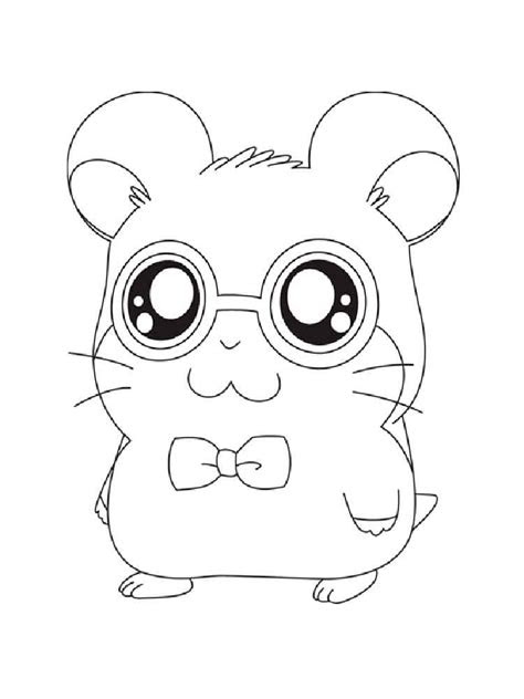 anime animals coloring pages  printable anime animals