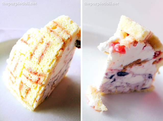 Berry Cheesecake P110