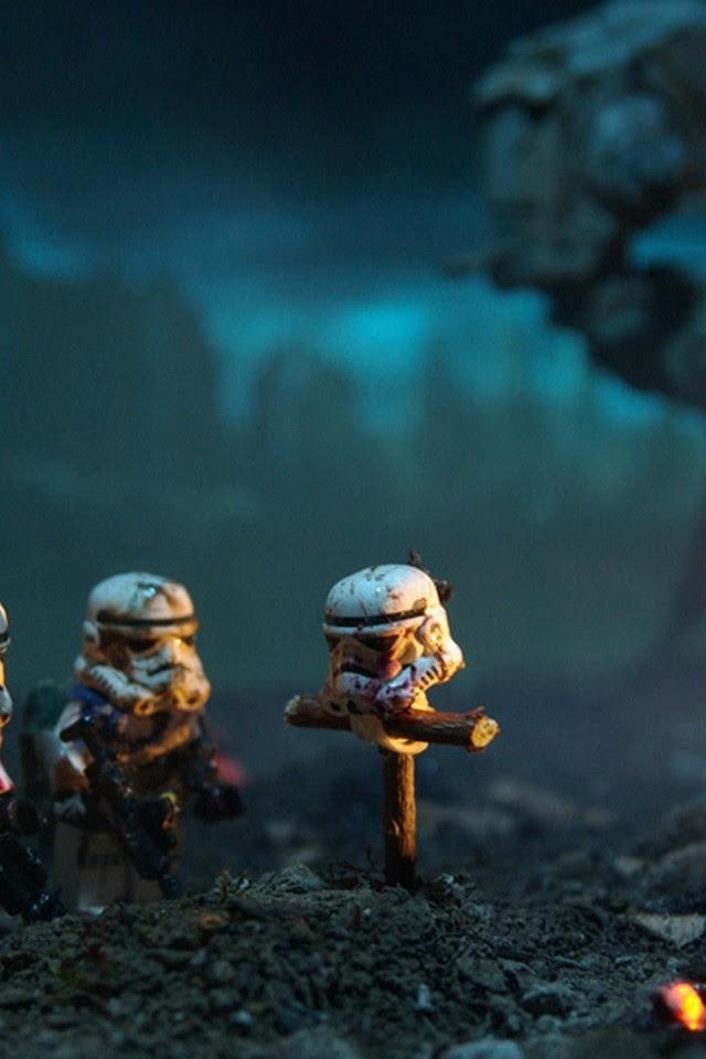 Iphone Wallpaper Star Wars Lego