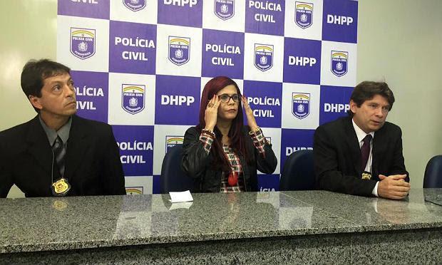 Gleide Ângelo afirma que, em depoimento, suspeito disse ter premeditado crime há mais de dois meses / Foto: Mariana Dantas/NE10