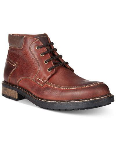 Johnston and Murphy Men's McHugh Chukka Boots   Shoes