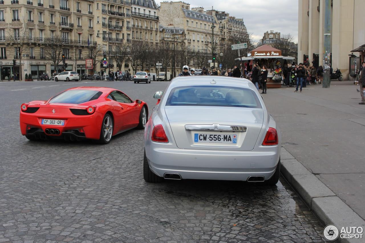 Rolls-Royce Ghost 7