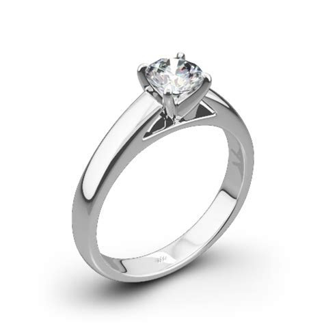 Cathedral Diamond Solitaire Setting   314