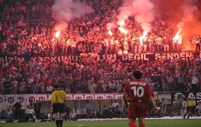 nama Pascal Nouma memang tak sefamiliar Eric Cantona dan Laurent Blanc Pascal Nouma, Striker Nyentrik Perancis Terkenal Di Turki