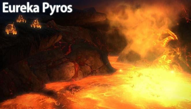 Final Fantasy 14 Patch 445 Bringt Eureka Pyros Und Neue Hildibrand