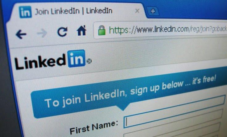 mạng xã hội linkedin ở nga bị cấm truy cập