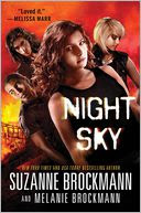 Night Sky by Suzanne Brockmann: Book Cover
