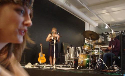 Fantastic Mr Fox, Artspace Shreveport: Holladay Jackson, Theresa Andersson, Johnny Vidacovich by trudeau