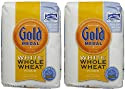 Gold Medal White Whole Wheat Flour, 5 lb, 2 pk