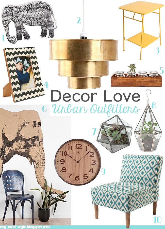 Decor Love urbanoutfitters july2012