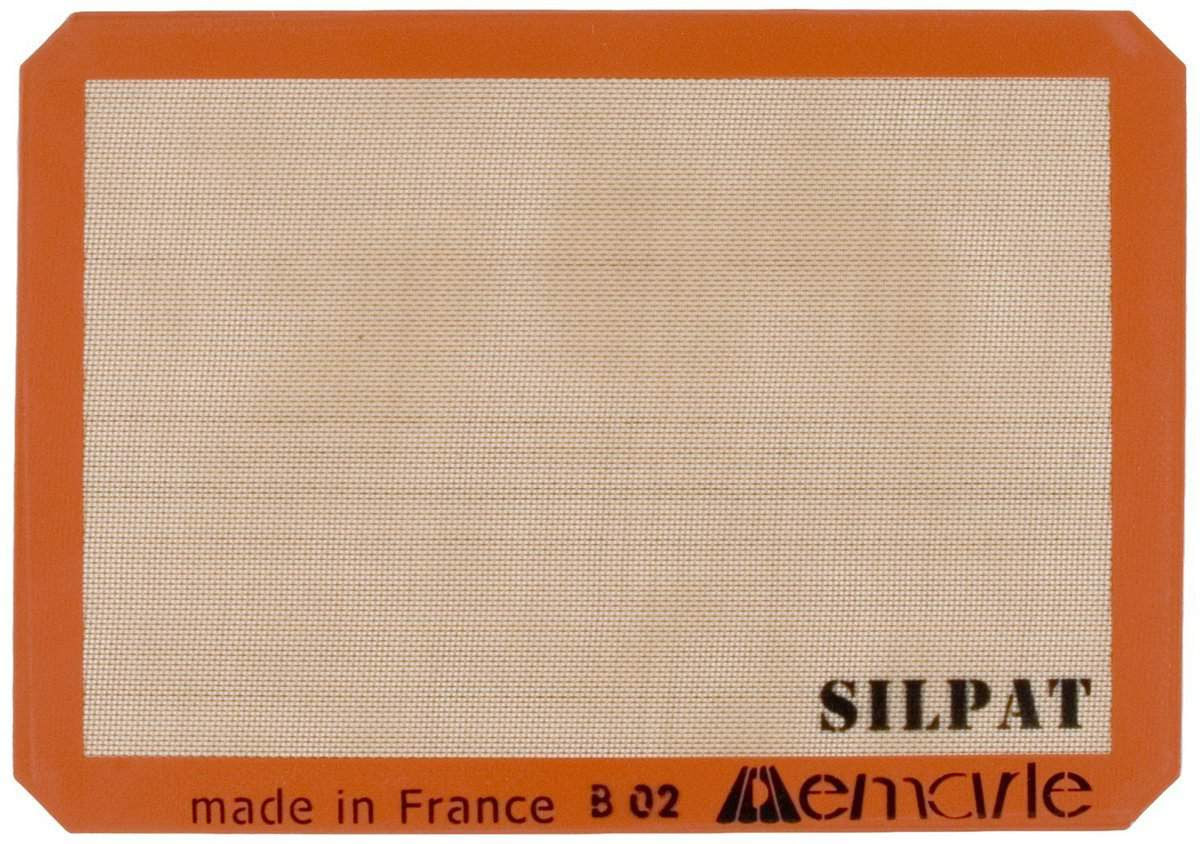 "Silpat 11-5/8"" x 16-1/2"" Non-Stick Silicone Baking Mat - Brand New ..."
