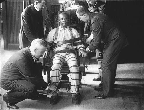 Curiosidades da pena de morte