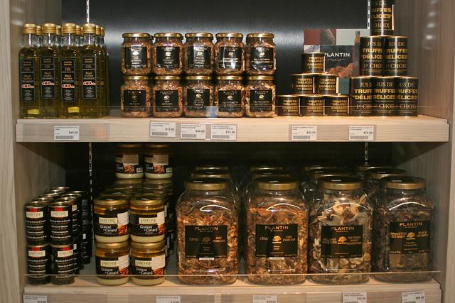 Plantin - dried mushrooms and truffle oil
