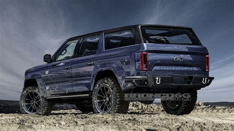 ford bronco     speed manual report