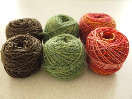 Yarn for Sockalong
