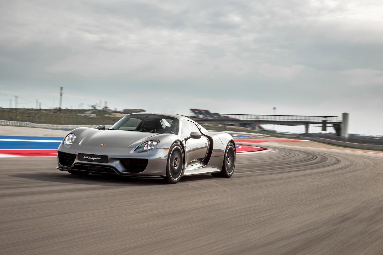 Porsche Recalls 918 Spyder for Seat Belt Bolts  Motor Trend