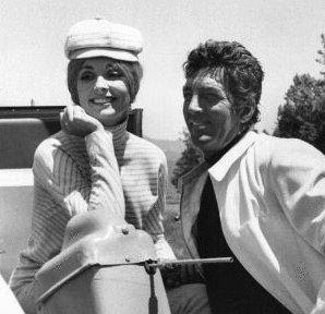 Coolness Is Timeless: Dean Martin & Sharon Tate On The Wrecking ...