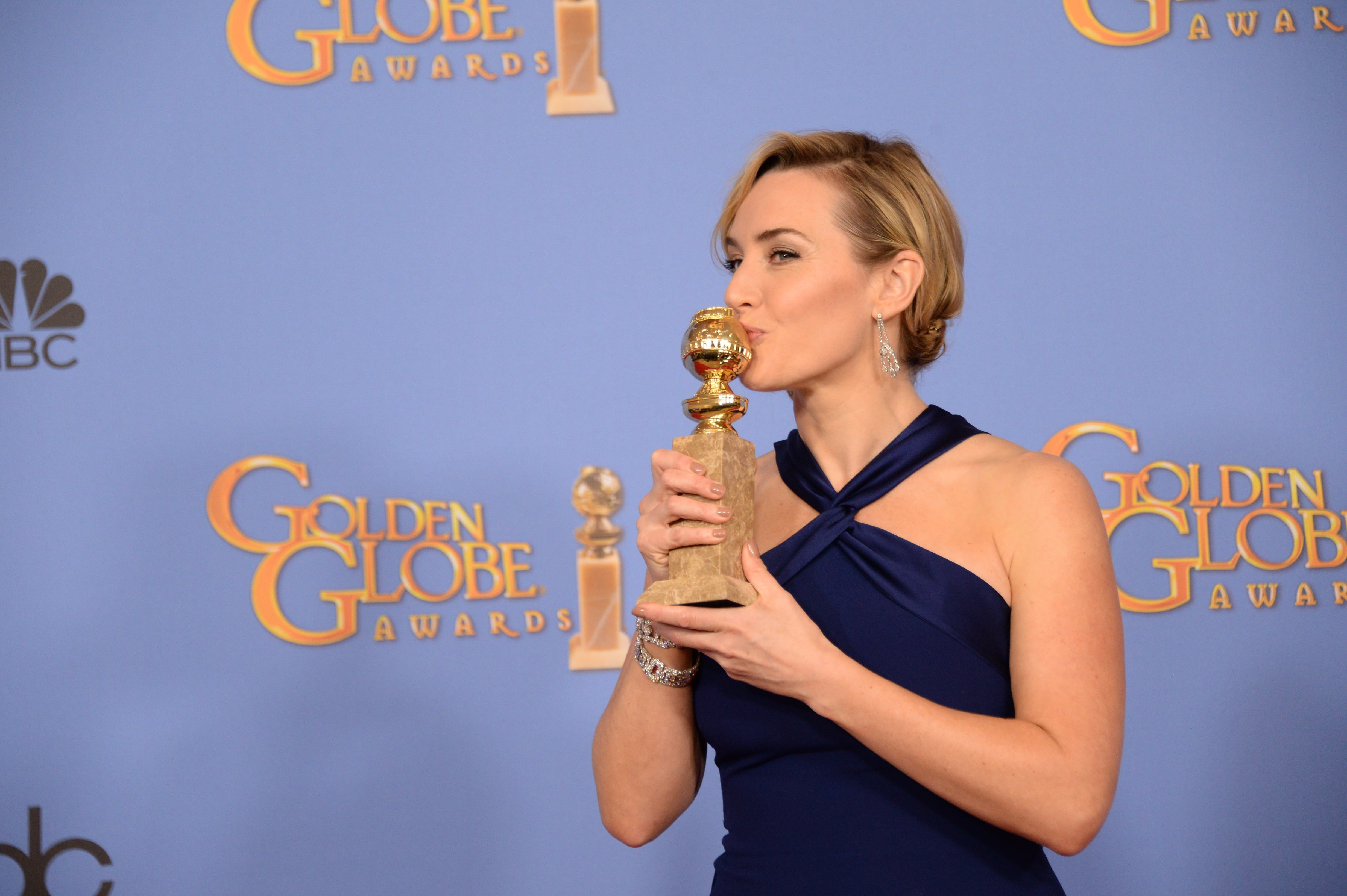 Best Supporting Actress: Kate Winslet   Golden Globes