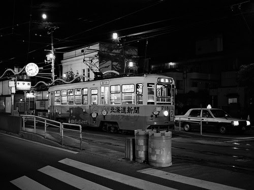 Night-time Travel