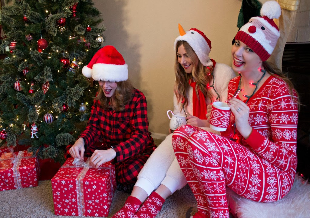 What To Wear To A Christmas Pajama Party Rachels Lookbook