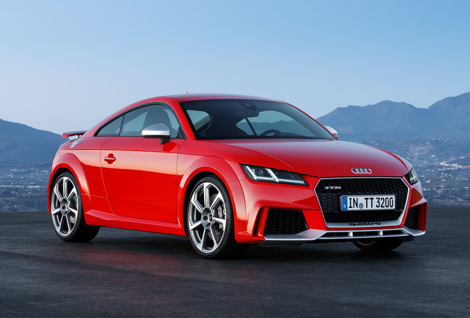 ... 2016 Audi Tt Rs Cars Pictures And Photo | 2016 - 2017 Best Cars Review