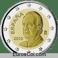 Moneda de 2 euros de España (2a edicion)