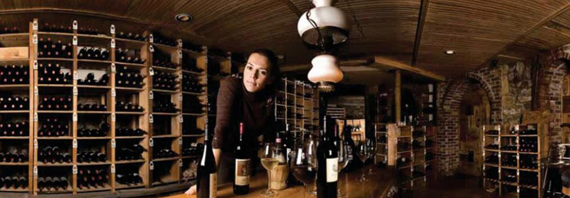 Wine Cellar Chateau Hathorn