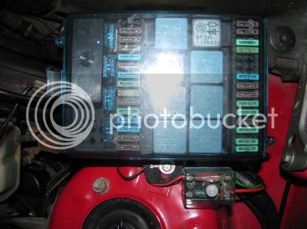 Fuse Box Location 1987 Bmw 325 - Wiring Diagram