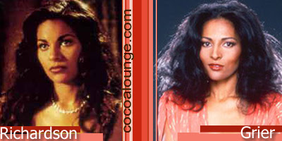 Separated at Birth: Salli Richardson and Pam Grier