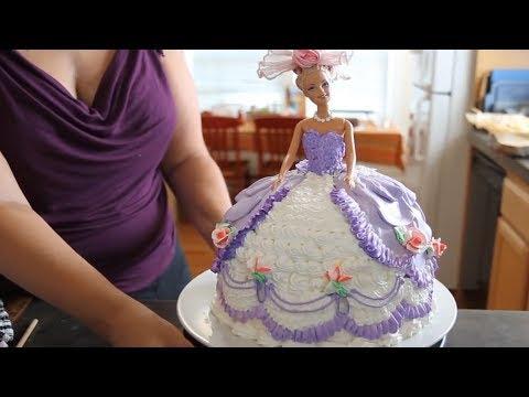 Permainan Barbie Memasak Kue Ulang Tahun