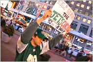 'Breaking The Curse In Times Square' (Vimeo)